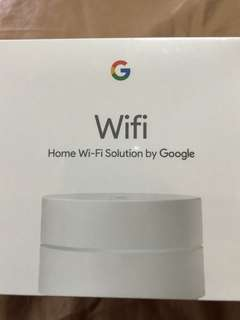 Google Wifi (Set of 3)