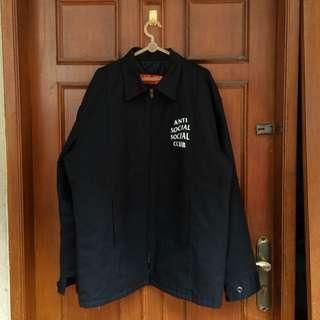 Anti Social Social Club NU KOREA Work Jacket