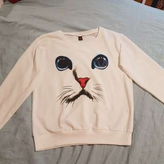 Brand New Cat Jumper