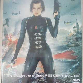 RESIDENTEVIL:RETRIBUTION