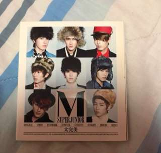 Super Junior M - Mini Album