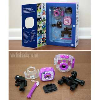 VTech Kidizoom Action Cam, Purple