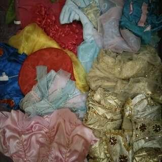 Dress costume pesta anak - princes 👸