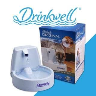 降價DRINKWELL 原創版寵物噴泉飲水機活水機