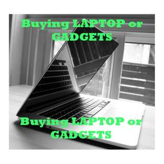 We Buy Rush Pawn Laptop or Macbook and Gadgets