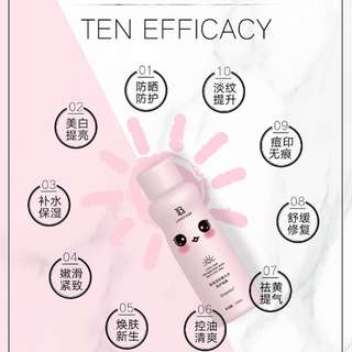 Lovely Baby treasure rose water protective spray