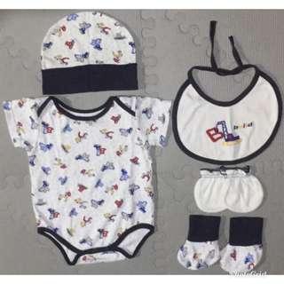 Juniors Newborn Set