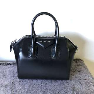 Givenchy Antigona Mini Smooth Leather