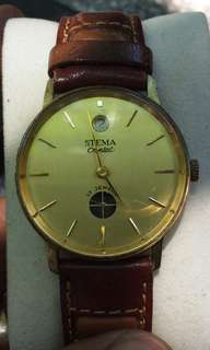 Stema...swiss vintage.. manual wind..