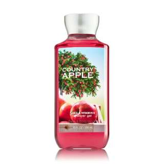 Bath & Body Works Country Apple Body Wash