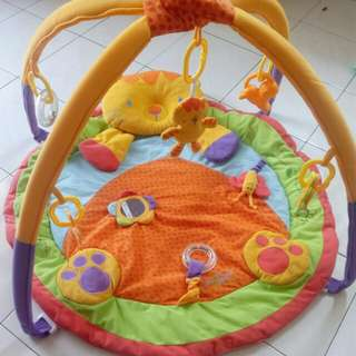 Baby play gym@play mat