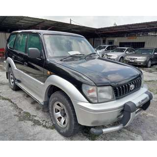 Toyota Prado 2.7 Manual