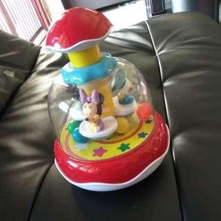 Disney spinning toys