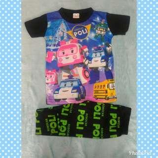 Robocar poli pyjamas stock clearance