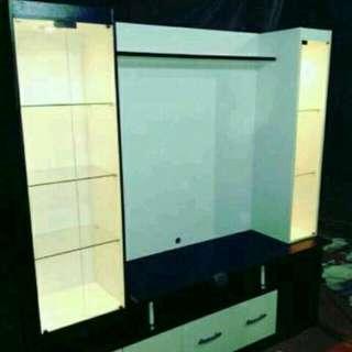 Almari tv besar