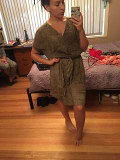 SCANLAN THEODORE 10 dress