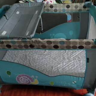 My Dear Baby Cot Playpen