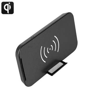 Qi Wireless Charger - 9 Volt, 2 Amp, Qi Complaint, 70% Efficiency (CVAIA-A868)