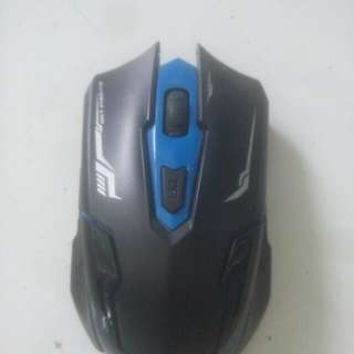 Mouse bluetooth #FISIPUNIS