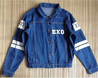 Exo Denim Jacket