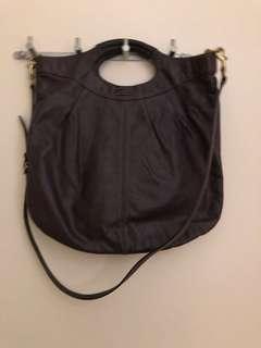 Authentic Coach Bag Purpul