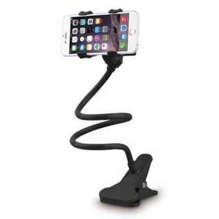 360 Degree Flexible Long Arms Mobile Holder Lazy Pod with Clip