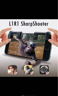L1R1 SHARPSHOOTER left right mobile trigger