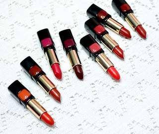 L'Oréal Lipsticks