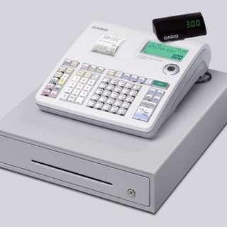 Casio SE-S300 Cash Register