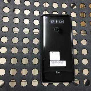 9成新 LG g6 黑色 盒裝