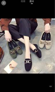 [P.O] Ladies Loafers