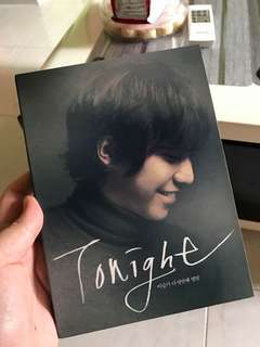 Lee Seung Gi Tonight album