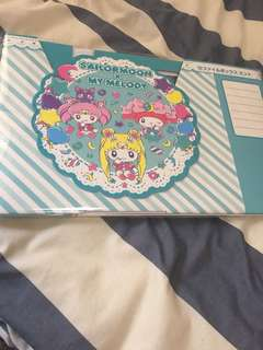 Sailormoon x mymelody ( file box )