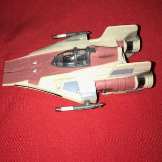 Star Wars A-wing Classic Micromachines Galoob Vintage 1995