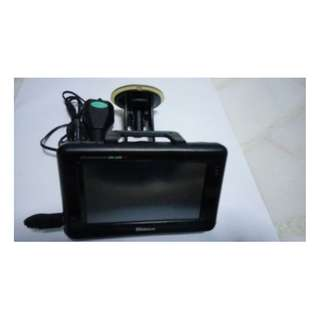 GPS Device -With GPS wont loose ur way here or oversea(Big screen)