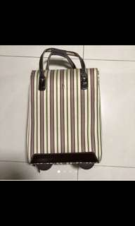 Hush Puppy Suitcase Luggage Travel Bag