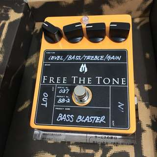 "Free The Tone ""Bass Blaster"" BB-2"