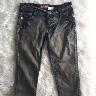 3/4 Jeans Pants