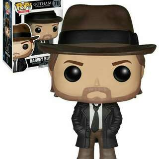 Funko Pop Gotham Harvey Bullock Batman