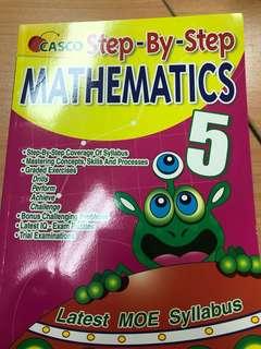 P5 Step by Step Maths