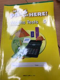 Maths Tests for P5