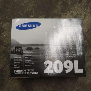 Samsung cartridge toner black MLT-D209L