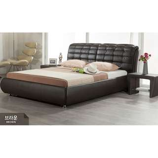 Limited Promo Sale Bed Frame including Mattress (Cushion)