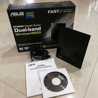 Asus RT-N56U Wireless Dual Band Gigabit Router