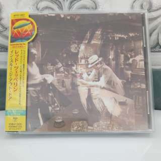 Japan CD Led Zeppelin - In Through The Out Door