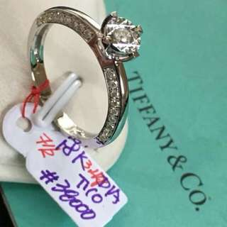 Tiffany & Co. Dia Engagement ring