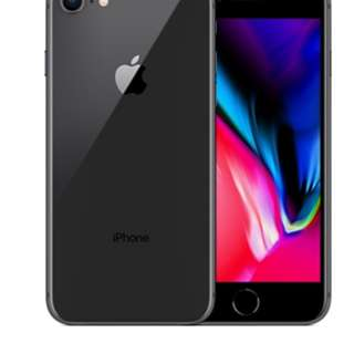 New iPhone 8 64 GB in box for $1075