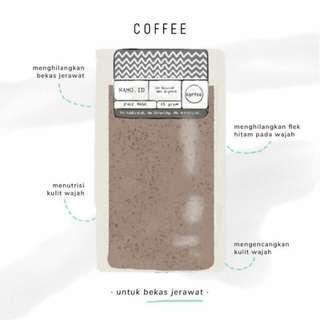 NAMO MASKER ORGANIK COFFE