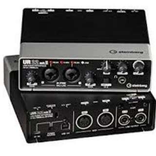 Steinberg UR22 MK2 Audio Interface