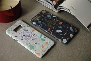 Agooo新一季產品 - 碎石Samsung S8 S8+ 電話殻